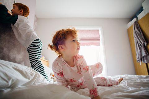 Einschlafrituale: So bekommst Du die Kinder ins Bett