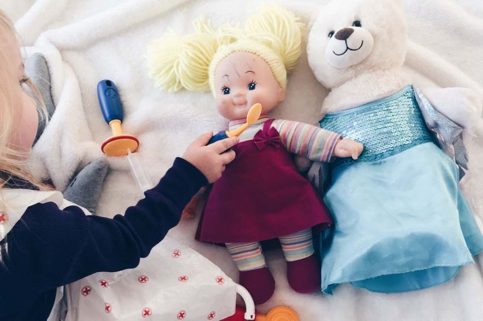 Blog MamaWahnsinnHochDrei Kranke Kinder