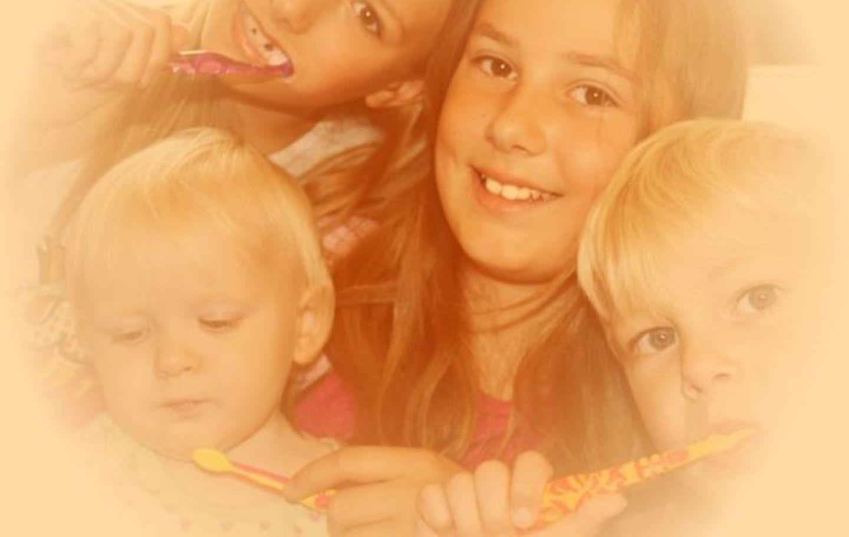 Blog Milchtropfen Zähneputzen