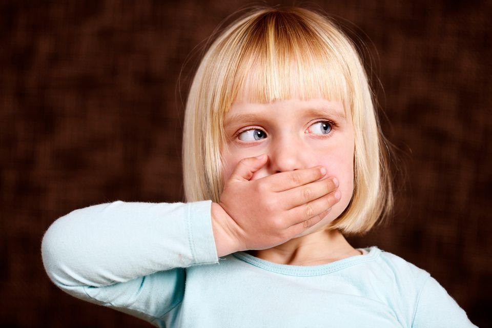Blog Milchtropfen Ausgeschlagener Zahn