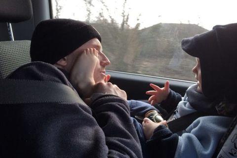 Blog Milchtropfen Autofahrt