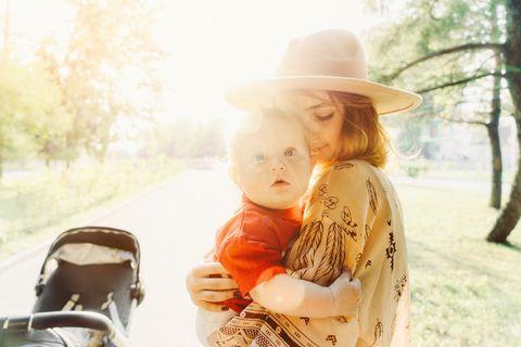 Sommerbabys: So kommen Babys mit der Hitze klar