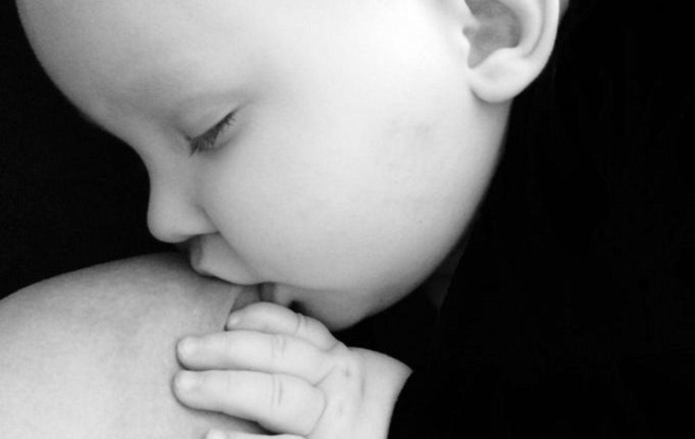 Blog Milchtropfen Baby beißt