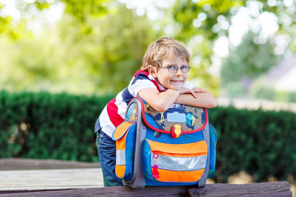 Für Schulanfänger: Aktuelle Schulranzen-Modelle für jeden Geschmack