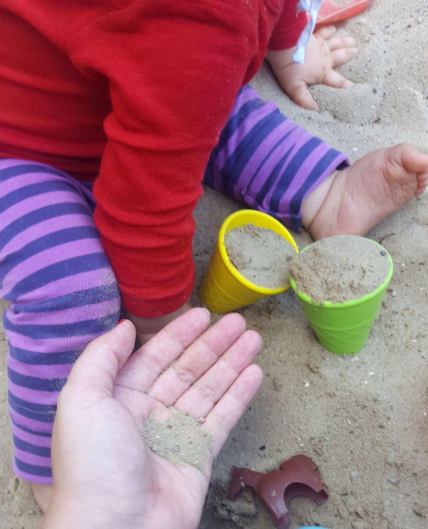 Blog Große Köpfe Hallo Sand