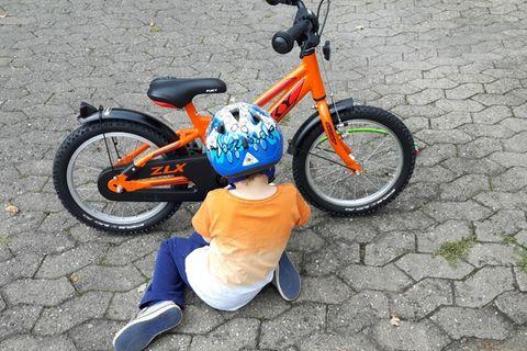 Blog Mama geht online Fahrrad kaufen