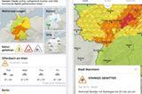 App-Tipp: Wann kommt der Regen?
