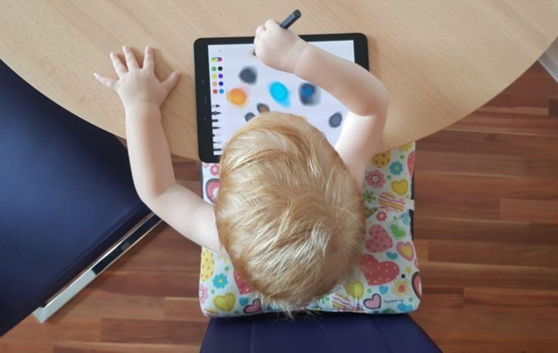 Blog Milchtropfen Lernen