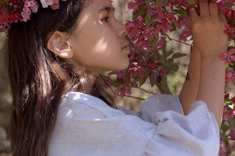 Titantinas Ideen: Färben mit Heidelbeeren Teil 1: Upcycling aus Windeln wird Bluse