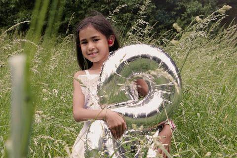 Titantinas Ideen: 8 Jahre Kind sein - Fragen einer Mama