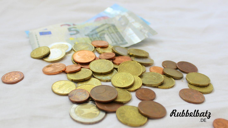 Rubbelbatz Geld verdienen