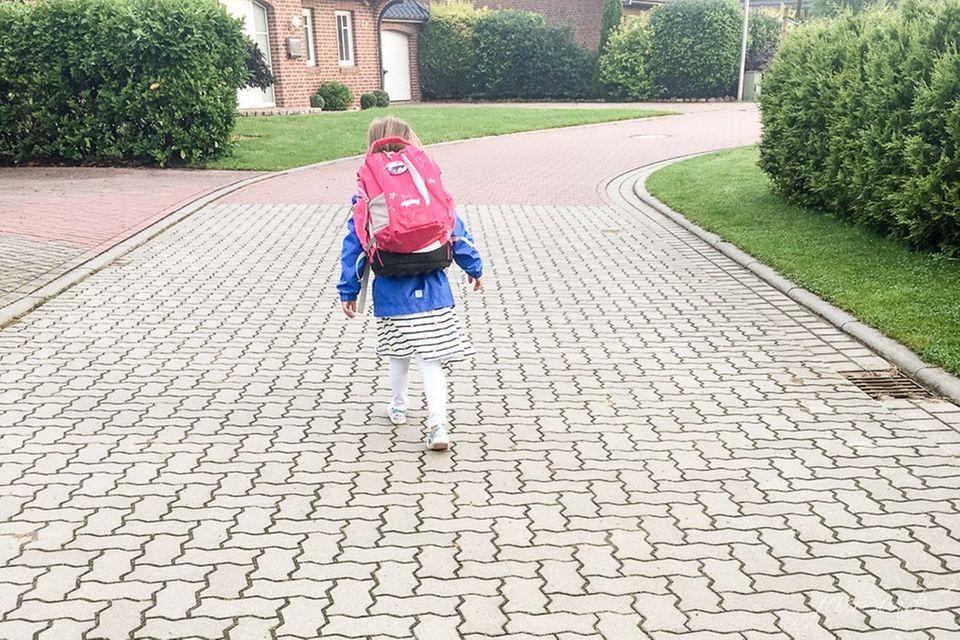 Blog JesSi Ca feierSun.de Erste Schulwochen