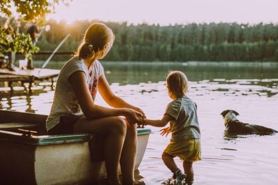 Verliere ich meine Freunde, weil ich Mutter/Vater bin?