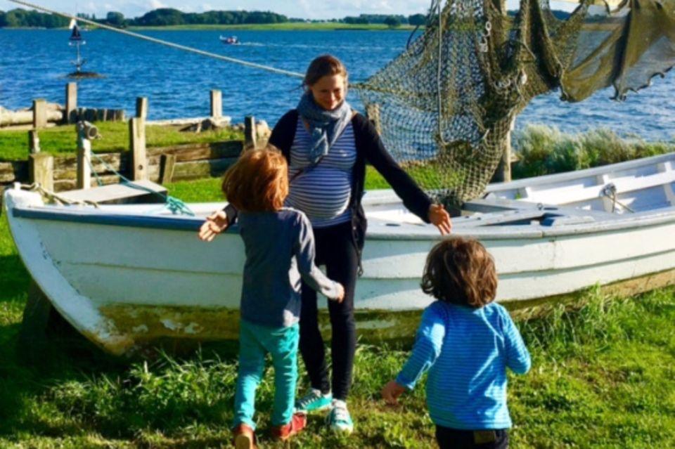 Blog Eine ganz normale Mama Gedanken vor der Geburt