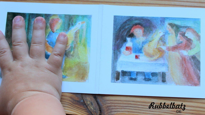 Rubbelbatz: Anthroposophische Kinderbücher