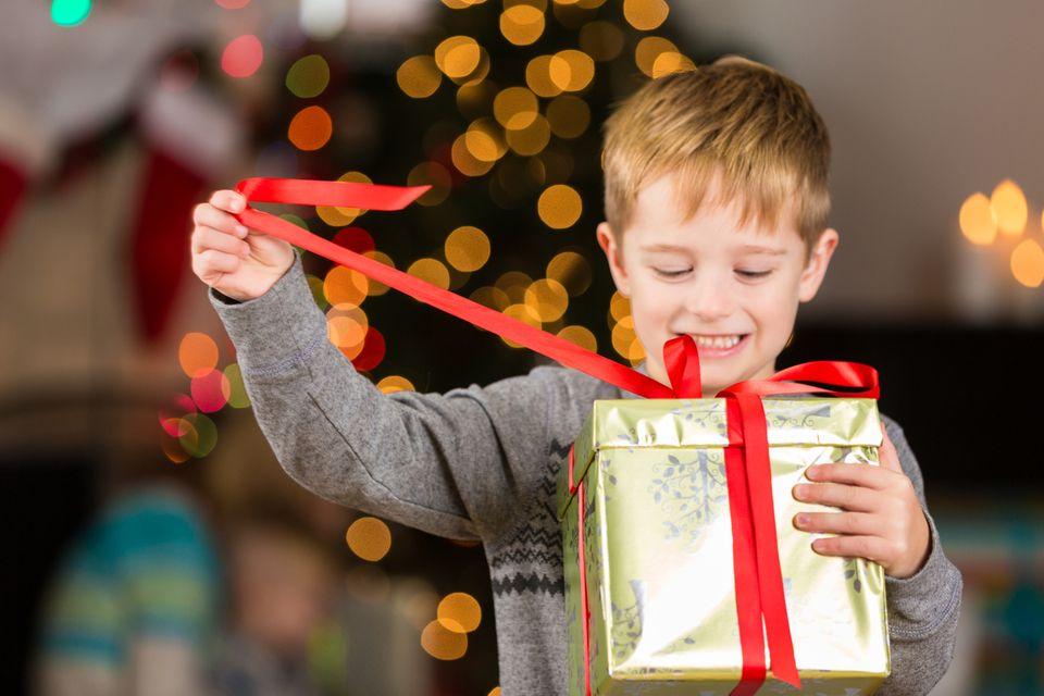 Milchtropfen: Kein Geld für Weihnachtsgeschenke