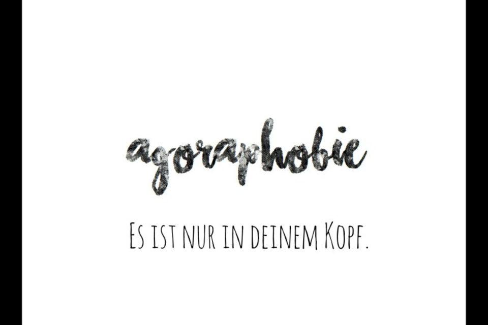 Blog metterschling & maulwurfn Agoraphobie
