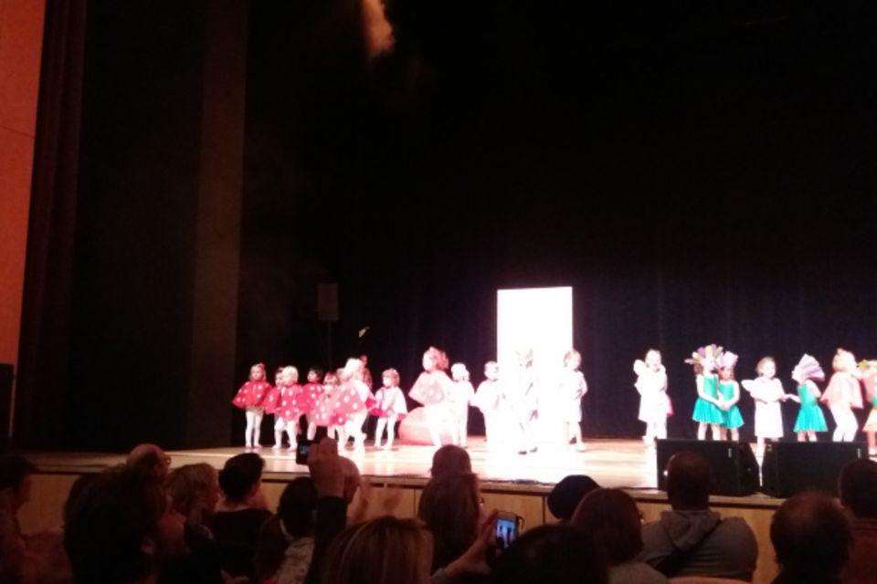 Mamablog Mama Michi Tanztheater