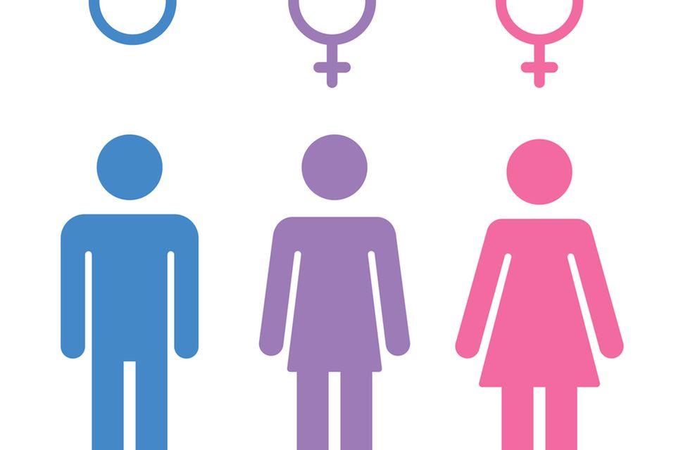 Das dritte Geschlecht: Weiblich, männlich – oder positiv?