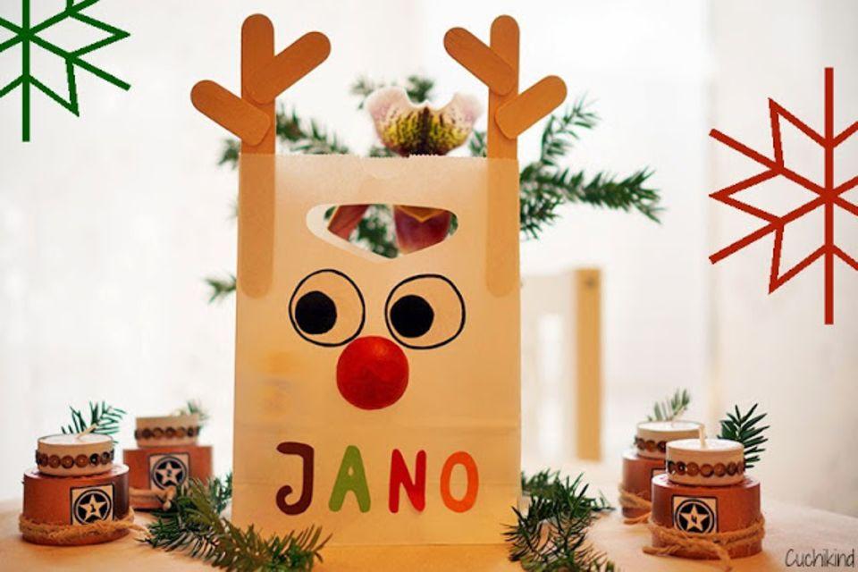 Cuchikind: Rudolph, the red nosed Wichteltütchen