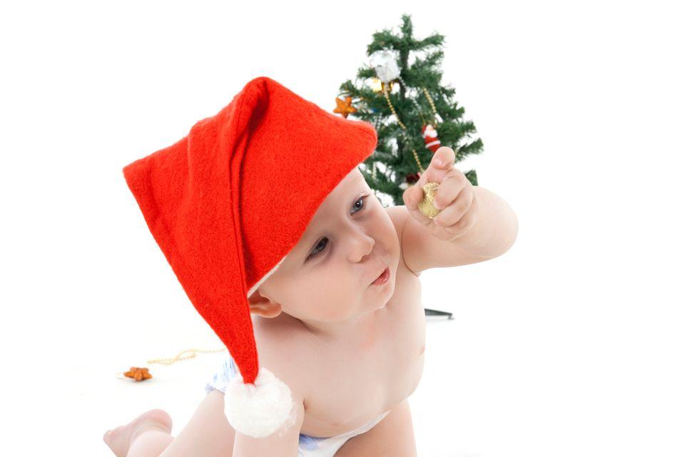 Fips & ich: Babys erstes Weihnachten: Ho-ho-ho oder oh-oh-oh?