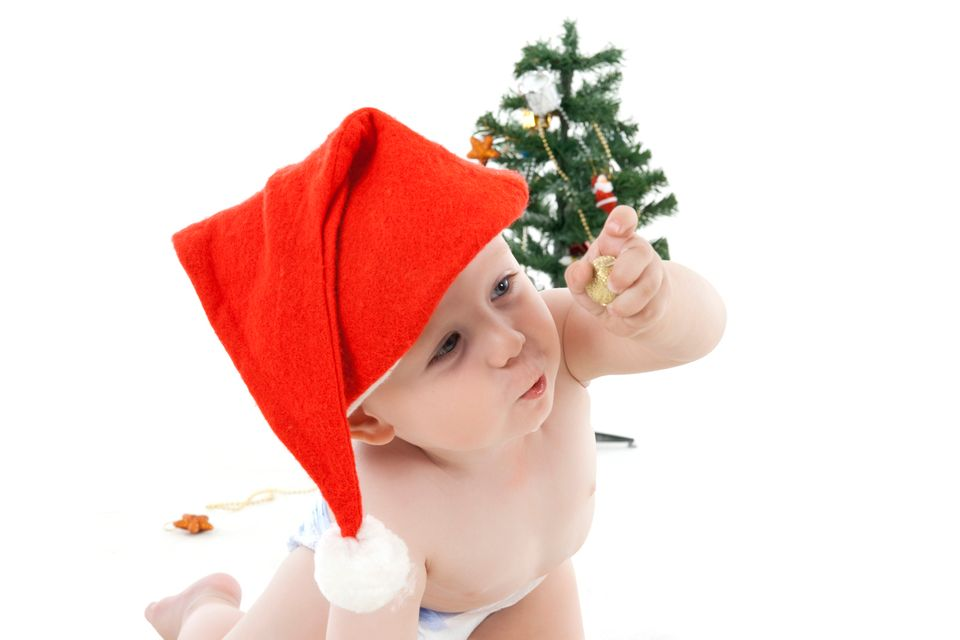 Fips & ich: Babys erstes Weihnachten: Ho-ho-ho oder oh-oh-oh?