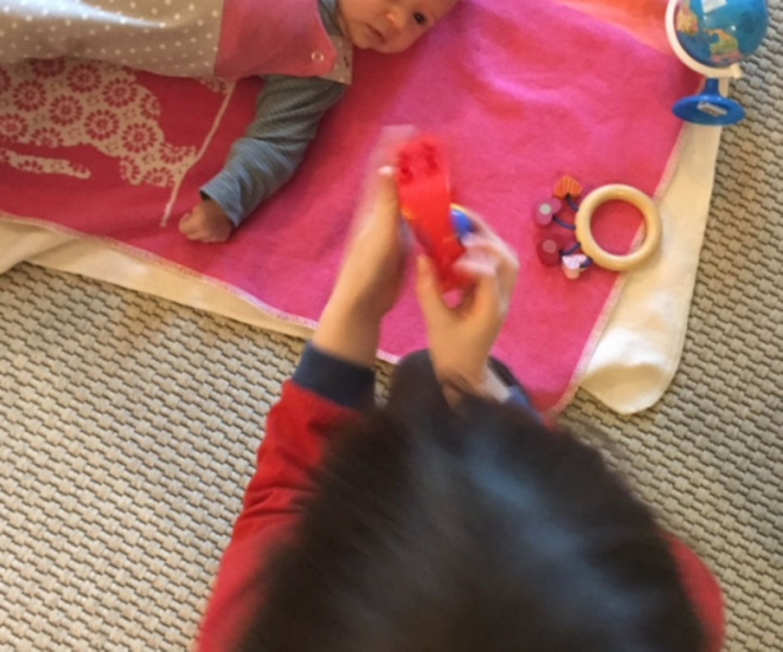 Blog Eine ganz normale Mama Zwei große Brüder