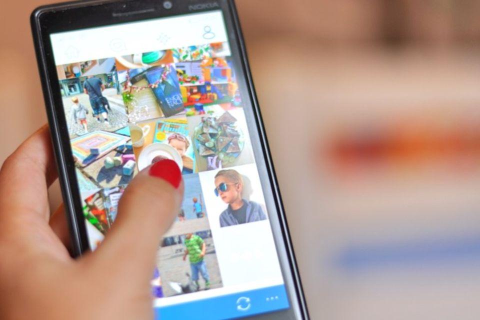 Blog Mutter&Söhnchen Smartphone