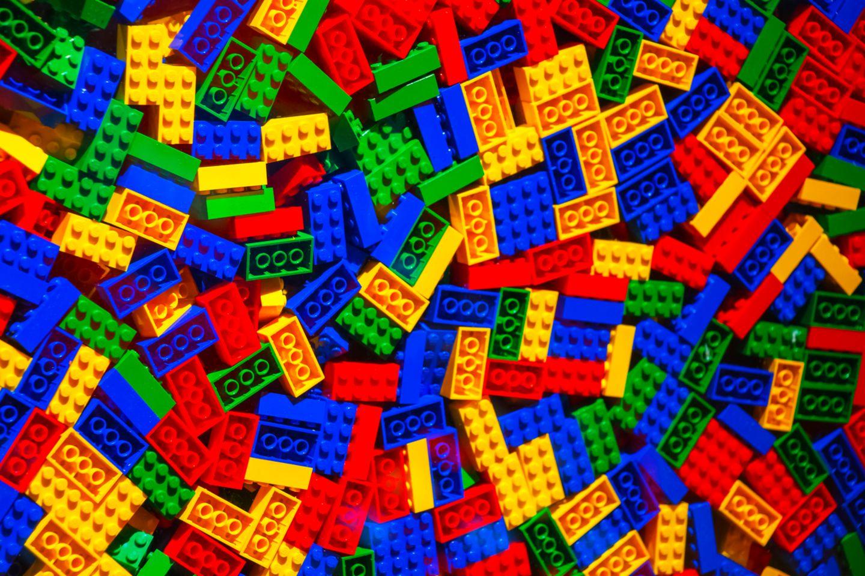 Lego Bausteine: Bloß nicht in die Spülmaschine!