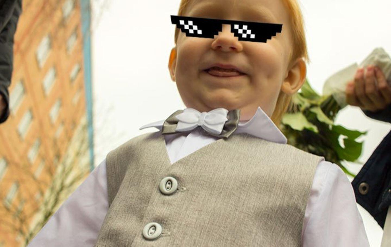 Blog Milchtropfen Hochzeit mit Kleinkind