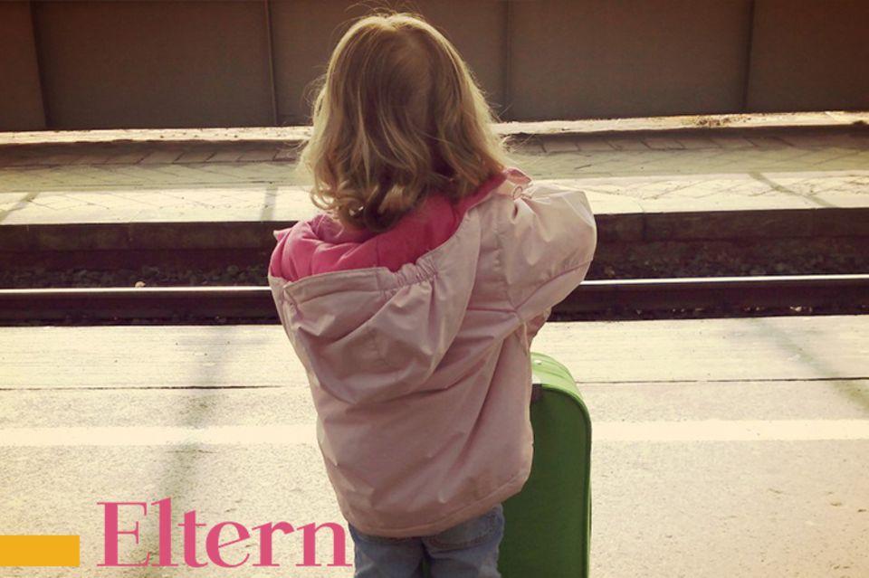 Blog Verflixter Alltag Zugfahrt