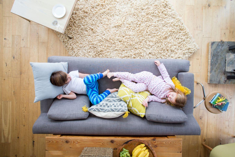 Blog Mama steht Kopf Schlafen