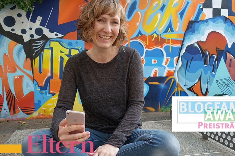 Blog Lächeln und winken Blogfamilia