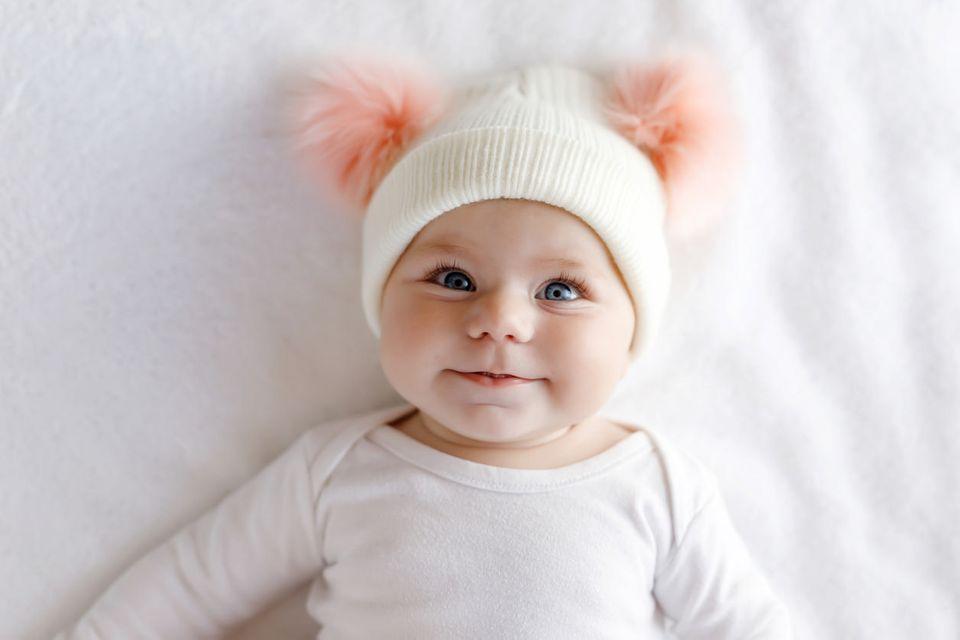 Sehfähigkeit: Was und wie Babys sehen