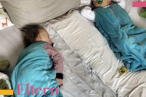 Blog doppelkinder Mittagsschlaf