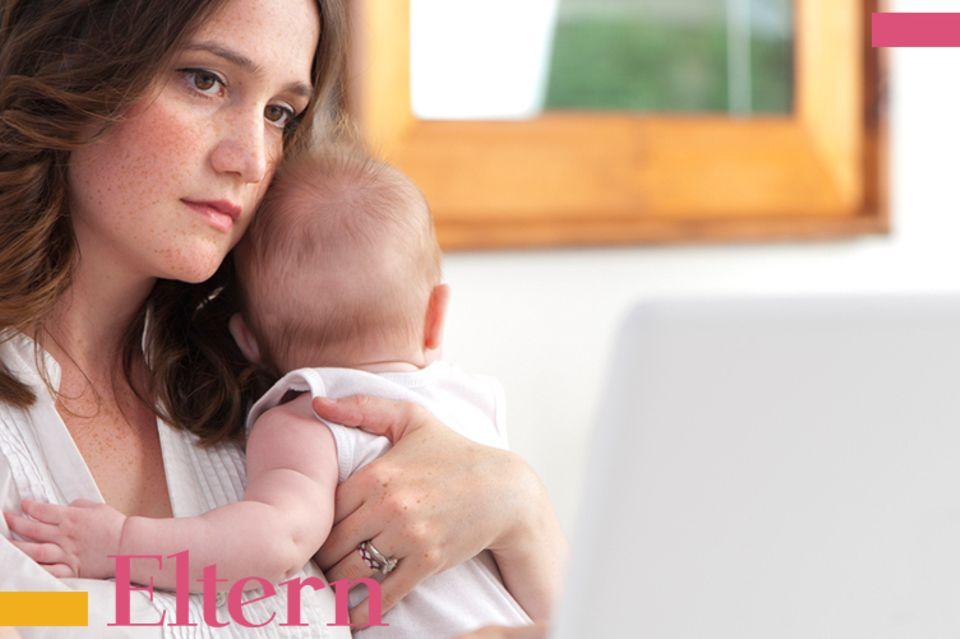 Blog Mama steht Kopf Einsamkeit