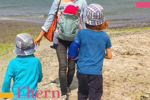 Blog Eine ganz normale Mama K-ein Kind