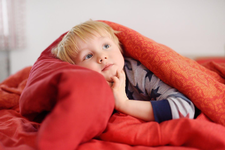 Bettnässen: Tagsüber trocken - nachts Pipireiz verschlafen?