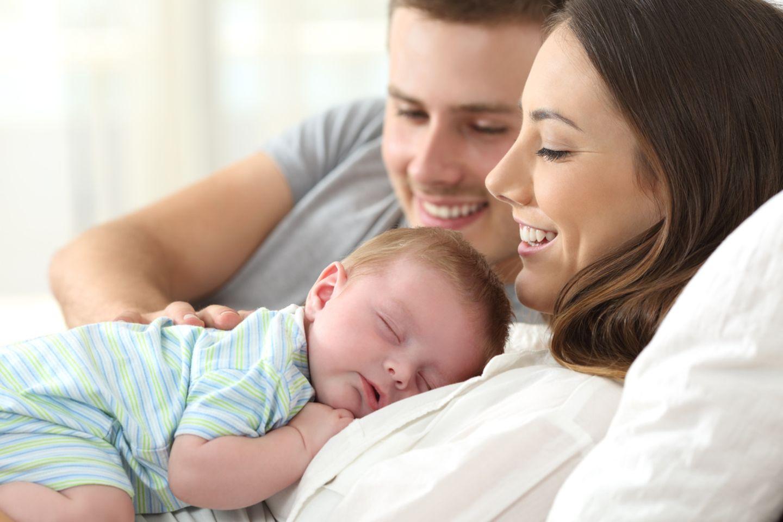 Gehirnentwicklung: Das braucht Ihr Baby jetzt