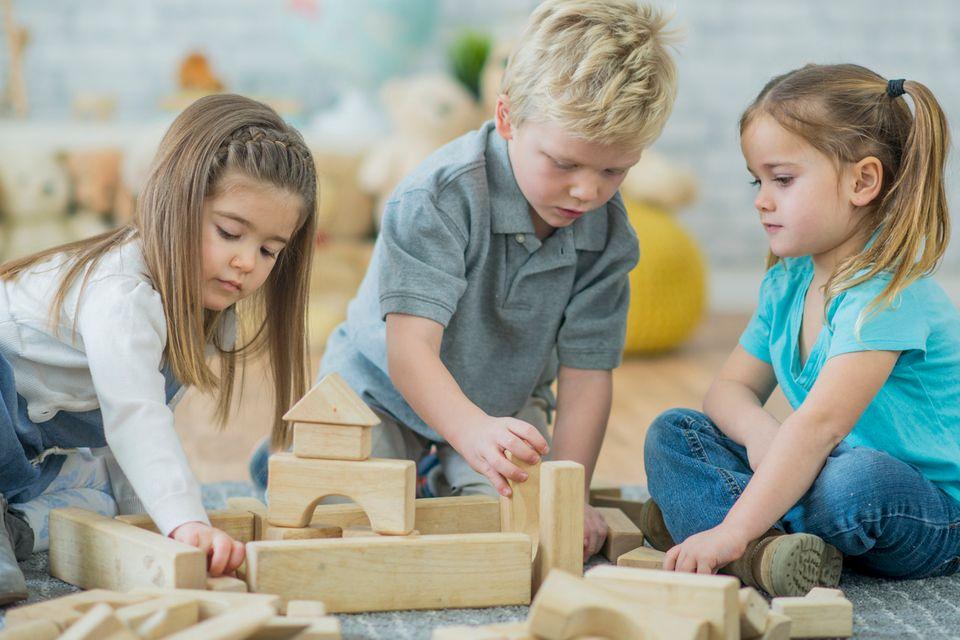 Kinderkrippe: Daran erkennen Sie gute Krippen