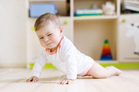 Baby-Entwicklung: Frust-Phasen, Lust-Phasen