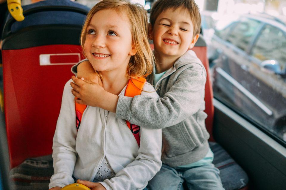 Persönlichkeit: Wie selbstbewusst ist mein Kind?