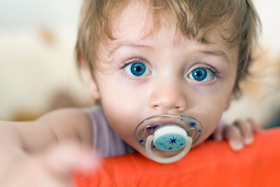 Schnuller fürs Baby: Schnuller fürs Baby: Unser Nuckel-Ratgeber