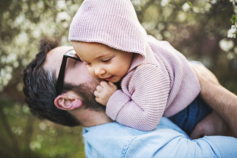 Blog Milchtropfen Woche ohne Papa