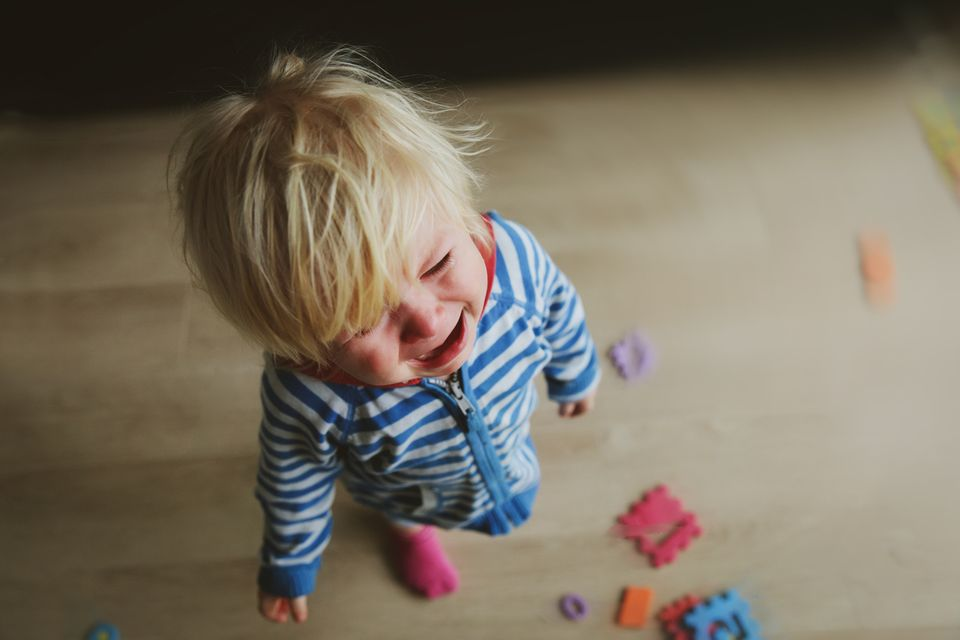 Trotzphase: 25 triftige Gründe für einen Trotzanfall
