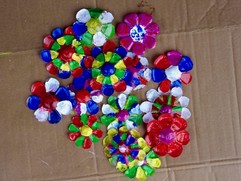 Mumslife, Plastikflaschen, DIY