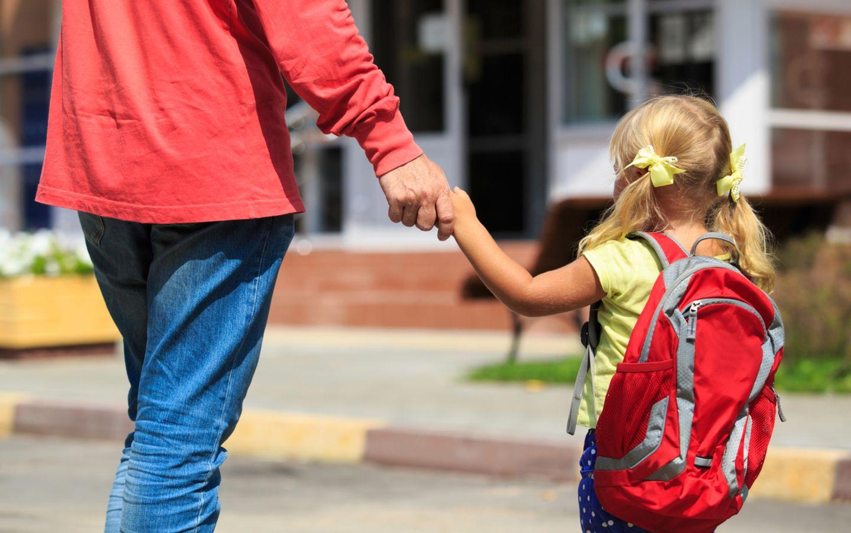 Kindergarten, Eingewöhnung