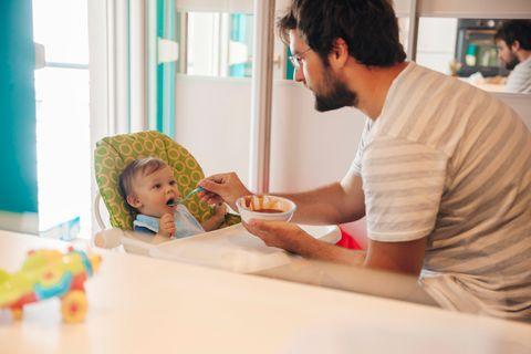 Babyernährung: Rezeptideen für kleine Feinschmecker