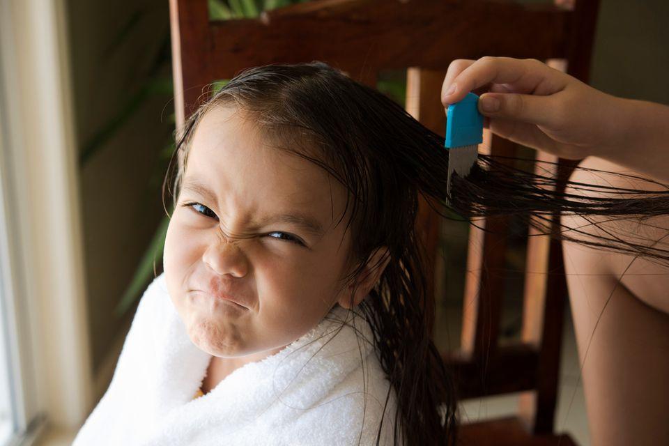 Läuse: 6 praktische Hilfsmittel im Kampf gegen Kopfläuse