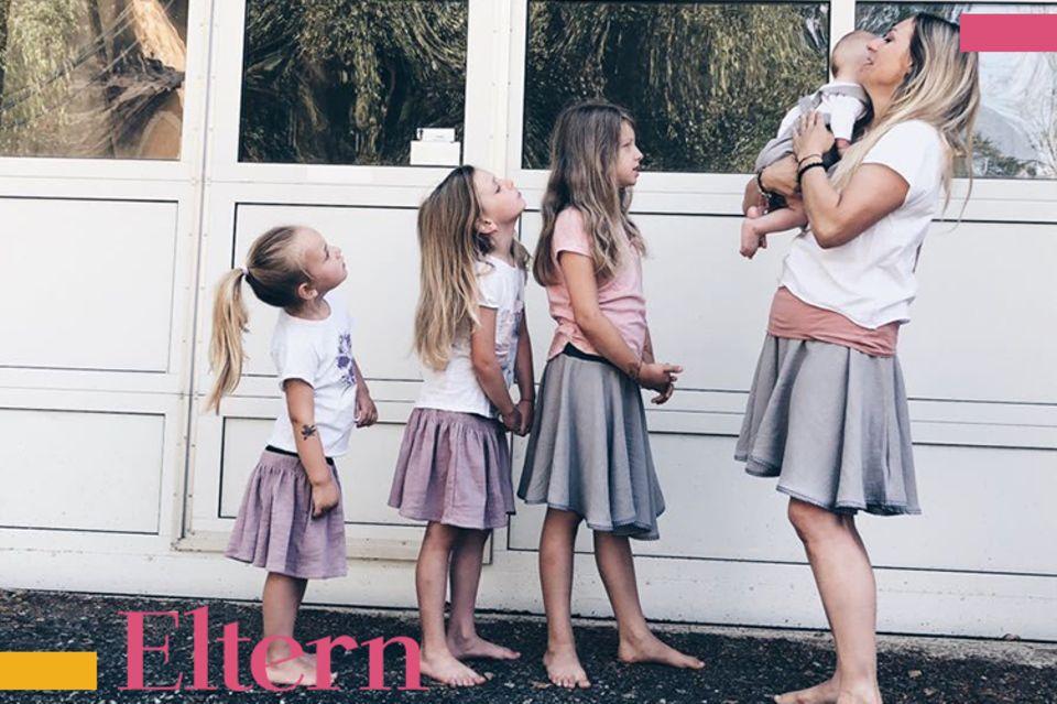 Mamawahnsinn, Vier Kinder, Erleichterung